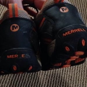Merrell Shoes - Merrell Chameleon Mid Lace Waterproof Hiking Boot